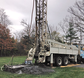 Well Drilling & Geothermal Drilling in Roosevelt, NJ 08555
